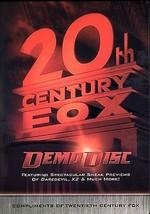 FOX DEMO DISC #3 2003 DVD  RARE - $6.45