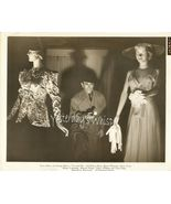 George Raft Mannequins 1938 Fritz Lang Movie Ph... - $9.99
