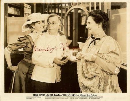 Anita Louise Beulah Bondi THE SISTERS 1938 Movie Photo