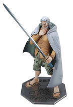 One Piece Pop Neo Dx Dark King Silvers Rayleigh Figure Pvc Figure New! - $114.99
