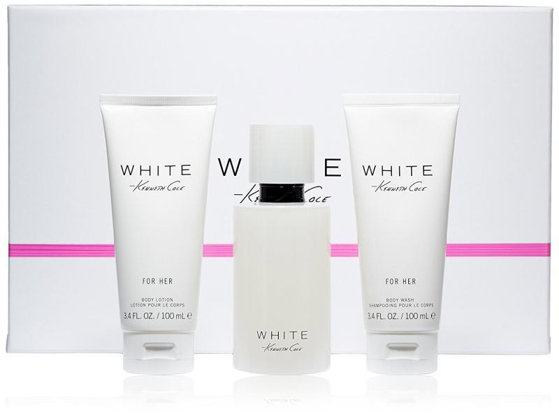 Kenneth cole whit perfume set