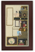 Tuffet's Cupboard Part 2 CH1007 chart with button pack cross stitch chart JABC  - $21.24
