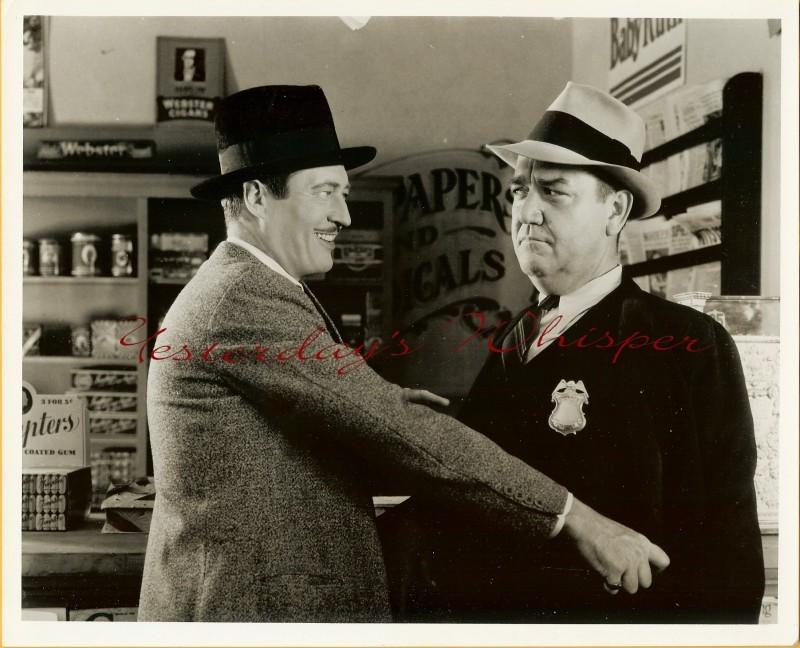 UNKNOWN Actors Crime Noir ORG Movie Still PHOTO G895