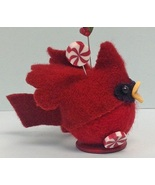 Candy Cardinal pincushion kit (pk055) JABC Just Another Button Company - $19.80