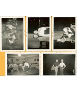 Alva LACY 5 1955 Org ACTING Class SNAPSHOT PHOTOS F557 - $19.99