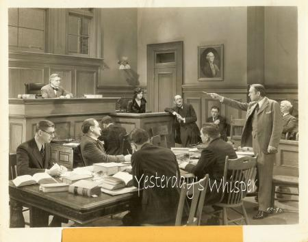 Grant Mitchell Tom Brown FAMOUS Ferguson Case Photo LOT