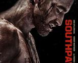 SOUTHPAW (2015/BLU-RAY/DVD/UV/STEELBOOK)                      NLA Blu-Ray - (Bra