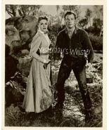 1955 TV Photo Schlitz Playhouse of Stars Bill Williams K546 - $14.99