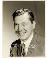 Paul Cunningham News Reporter 1960s Vintage TV PHOTO - $9.99