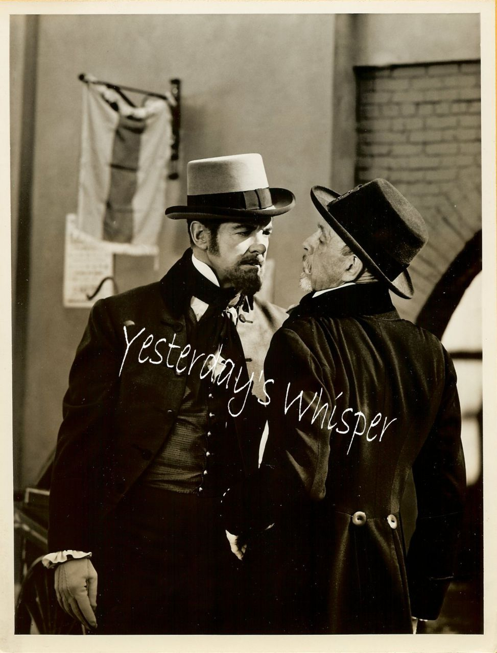 Bob Cummings Milton Parsons PLAGUE 1964 TV Photo