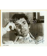 David Birney Signed Publicity Promo Glossy Photograph - $9.99