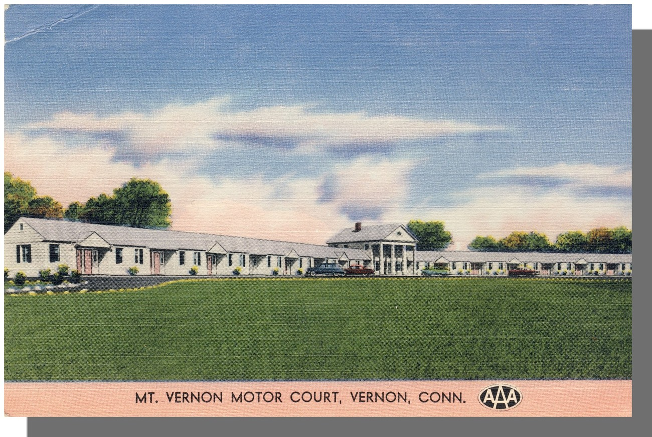 Vernon ct. motor court