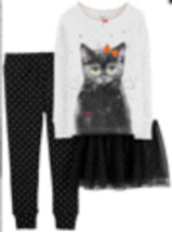 Carter's Baby Girl 18M Cat PJ - $12.00