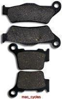 KTM Disc Brake Pads SX125 2004-2010 Front & Rear (2 sets)
