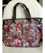 Lesportsac Disney Moroccan Sun Collection Ryan Baby Bag - $375.00