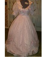 Vintage 80s Southern Belle Fairytale bo peep dr... - $165.00