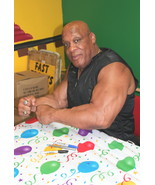 """ Mr. USA "" Tony Atlas WWE Wrestler 13 x 19 Unmatted Photograph - $35.00"