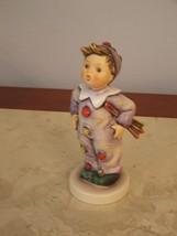 HUMMEL GOEBEL FIGURINE BOY CLOWN CARNIVAL TMK 4 RETIERD - $117.81