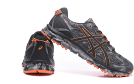 ASICS GEL-SCRAM 3 Men's Sport Shoes Running Outdoor Sneakers FREE SHIP W... - $125.00+