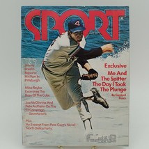 Vtg 1973 Sept Sport Magazine MLB Baseball Gaylord Perry Cover Cleveland Indians - $9.87