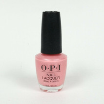 OPI Nail Polish Tutti Frutti Tonga NL S48 100% Authentic Pink Pearl Color - $11.99