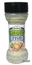 Grace Caribbean Traditions Fish Seasoning 5.29oz - $6.92