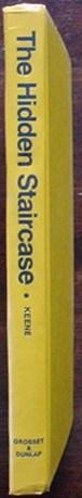 Nancy Drew Mystery #2 THE HIDDEN STAIRCASE HC/DJ 1976