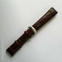 New leather strap Watchband for Tissot T035617A and T035439A 23mm brown - $45.64