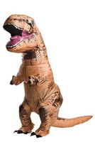 Rubie's Costume CO Jurassic World T-Rex Inflatable Costume, Multi, One Size - $68.76