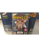 Rhino 12 titanium 9000 Male Sexual Performance Enhancer (Pack of 12 ) - $59.99