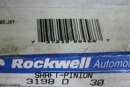 Rockwell Meritor 3198D30 Shaft Pinion New image 3