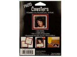 Photo Coasters (set of 8) - $2.06