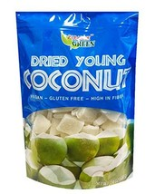 Paradise Green Vegan Dried Young Coconut 24oz, 1 Pack - $22.01
