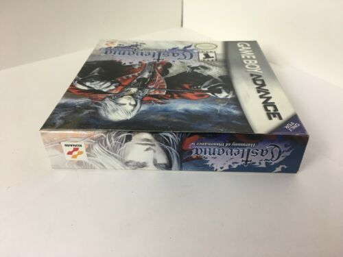 GBA Castlevania Harmony Of Dissonance  BOX & MANUAL ONLY No Game image 2