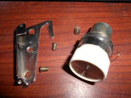 Wards UHT-J1273 Thread Tension Dial w/Set Screw & Thread Guide w/Screws - $12.50