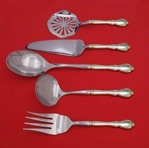 Legato by Towle Sterling Silver Thanksgiving Serving Set 5-Piece Custom Made - $359.00