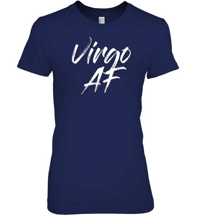 Virgo AF Tshirts