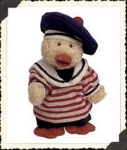"Boyds Bears ""Monsieur Jodibear"" 6"" Artisan Plush Bear #92000-21 -  NWT- Retired - $29.99"
