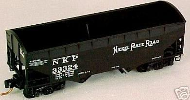 Micro Trains 87020 NKP 33' Hopper 33324