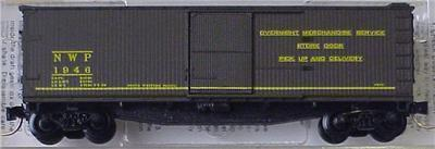 Micro Trains 39140 NWP 40' Boxcar 1946