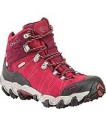 Oboz Women's Bridger Bdry Hiking Boot,Rio Red,9 M US - $229.68