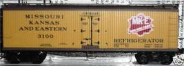 Micro Trains 49360 MKE 40' Reefer 3100 - $22.25