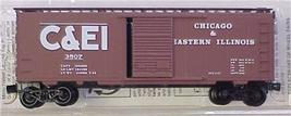 Micro Trains 20560 CEI 40' Boxcar 3507 - $22.25
