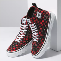 VANS Sentry Wc Checkerboard Canvas Unisex  - €72,05 EUR