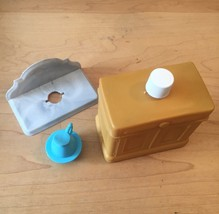 70s Avon Washstand and Pitcher foaming bath oil bottle (Charisma) image 4