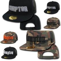 DECKY Compton Strapback Olde English City Snapback Camo City Cap Hat - $19.99