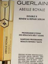 NIB NWT 5mL Guerlain Abeille Royale Double R Renew Repair Serum 8x.6mL Radiance image 3