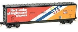 Micro Trains 07500060 CANFOR 50' Boxcar 242 - $22.25