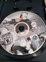 Sony PS2 Madden NFL 07: Hall Of Fame Edition image 4
