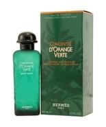 HERMES D'ORANGE VERT CONCENTRE - $75.68